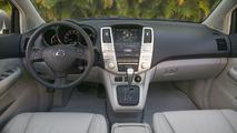 New FWD Lexus RX 400h Hybrid Model Announced