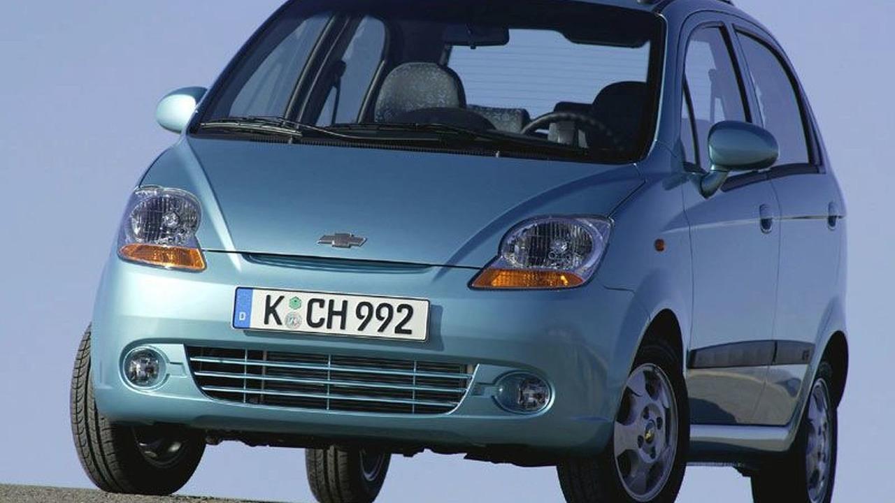 Second Generation Chevrolet Matiz