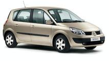 Renault Scenic range extended
