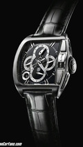 Chronograph from Mercedes-Benz and TAG Heuer