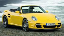 New Porsche 911 Turbo Cabriolet