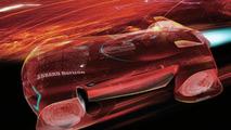 Subaru HORIZON concept for LA Auto Show Design Challenege - 1.11.2011
