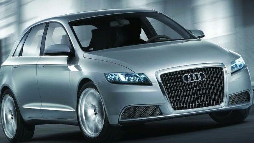 Audi Roadjet Concept Killed