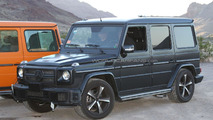 Extreme Mercedes-Benz G-Class AMG spied 24.08.2011
