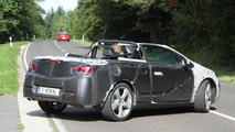 2013 Opel Astra CC spy photo - 10.8.2011