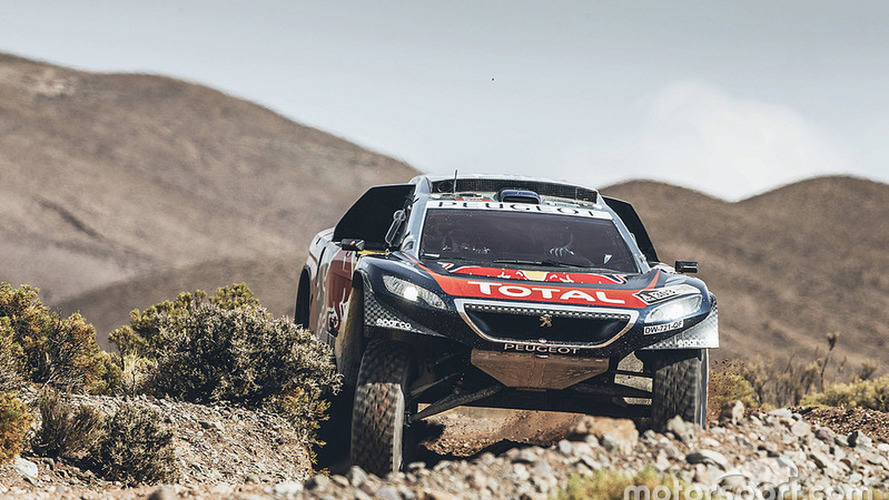 Dakar Cars, Stage 9: Sainz wins to take overall lead