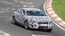 2011 Audi A7 spy photos, Nurburgring, Germany, 27.04.2010