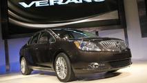 2012 Buick Verano unveiled at 2011 NAIAS