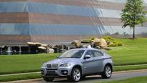 2010 BMW X6 ActiveHybrid