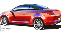 Renault Megane Coupe-Cabriolet new images, video released