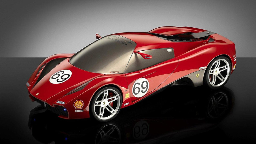 Next Ferrari Enzo V8 twin turbo confirmed - CEO