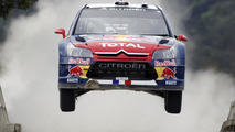 2010 Rally of New Zealand Sebastien Loeb 22.07.2010