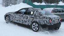 2012 BMW 3-Series F30 prototype winter testing - 27.01.2010