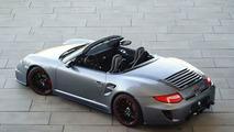 9ff Speed9 based on Porsche 997 Turbo - 800