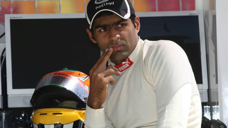 Title challengers asked Chandhok about Korea