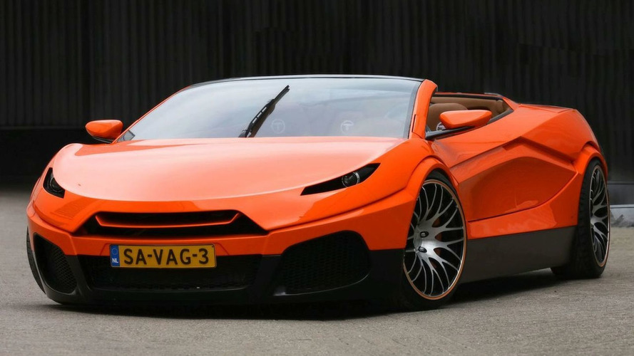 Bewerp Savage Rivale Roadyacht GTS Takes a Casual Evening Stroll [Video]