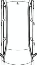Mercedes E-Class Limo Sketches Surface