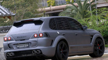 Gemballa Tornado 750 GTS - 4 Conversion based on 957 Cayenne Turbo