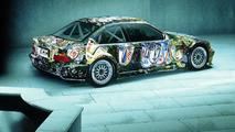 Sandro Chia (I) 1992 BMW 3-Series Racing Touring Car Prototype art car