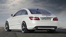 Carlsson CK50 based on Mercedes E 500 E-class Coupe (C 207) illustration