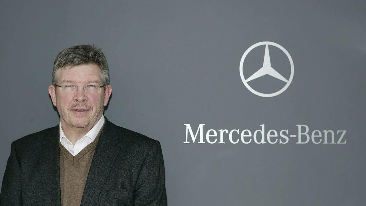 Ross Brawn, Mercedes GP, Brackley, 23.12.2009