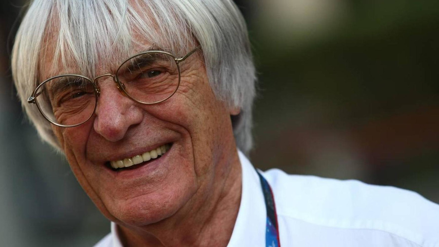Ecclestone denies paying $50m bribe to F1 banker