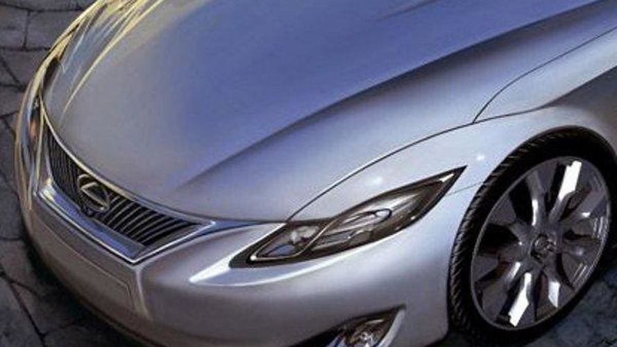 2015 Lexus LC 600h - first details emerge