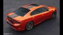 Dodge Charger Hellcat Go Mango