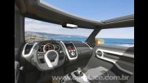 Salão de Detroit: Veja novas fotos do Kia Soulster Concept 2009