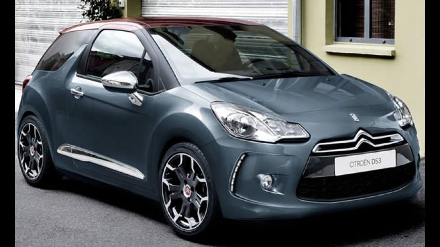 Citroën confirma em seu Twitter que lançará o Novo DS3 no Brasil nos próximos meses
