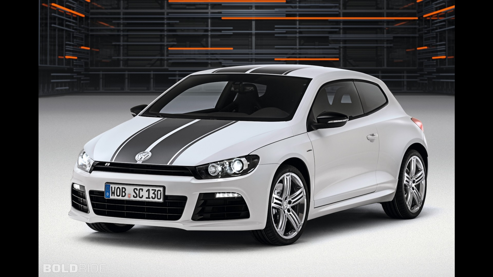 volkswagen scirocco r million. Black Bedroom Furniture Sets. Home Design Ideas
