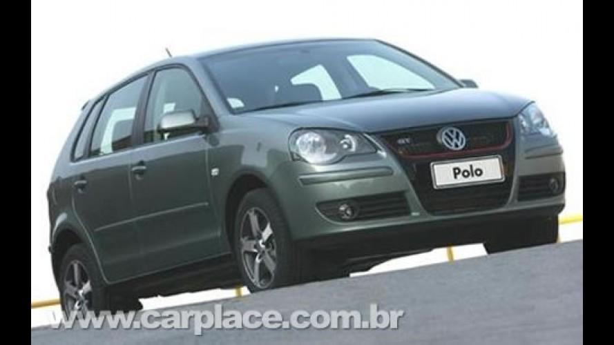 Volkswagen lança Polo GT com motor 2.0 flex de 120 cavalos por R$ 55.400