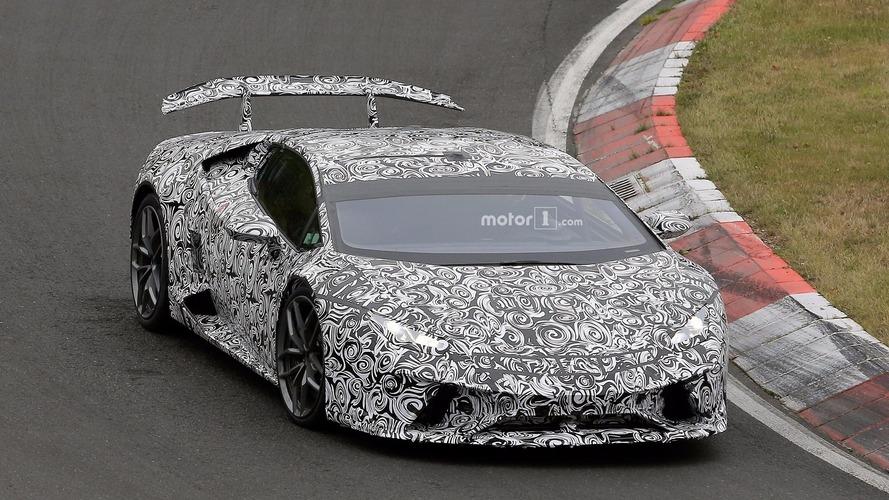 Lamborghini Huracan Performante, Superleggera Spyder olabilir