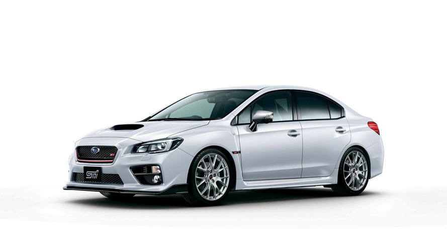Subaru WRX S4 tS by STI