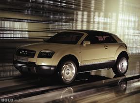 Audi Steppenwolf Concept