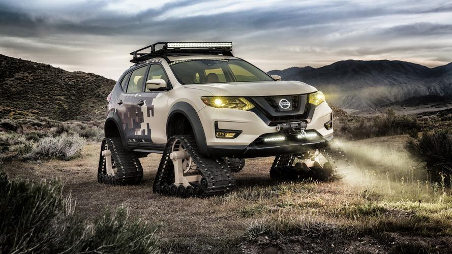 Nissan Rogue Trail Warrior Project - Qui osera lui tenir tête ?