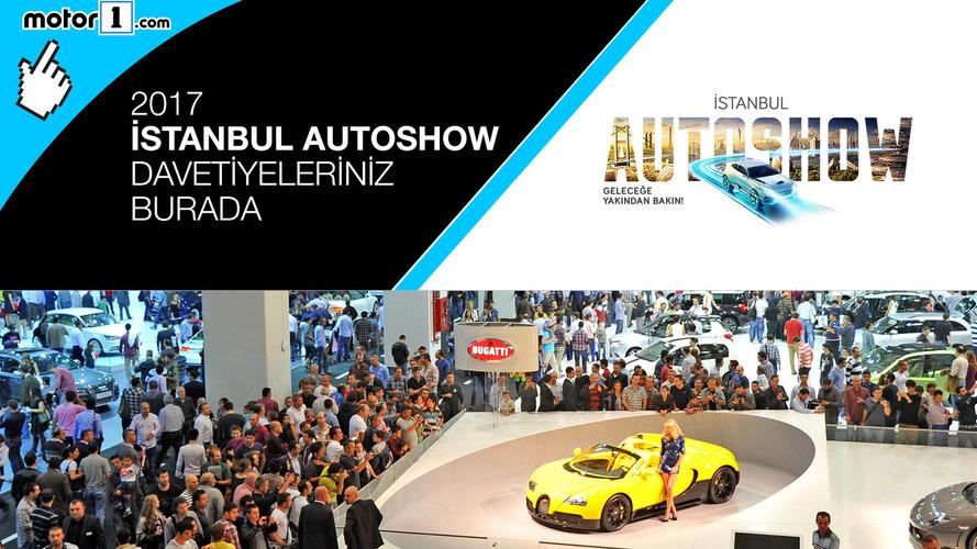 [GÜNCELLEME] 2017 İstanbul Autoshow davetiyeleri burada