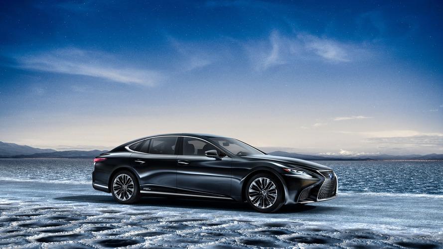 2017 - Lexus LS 500h Multi Stage Hybrid