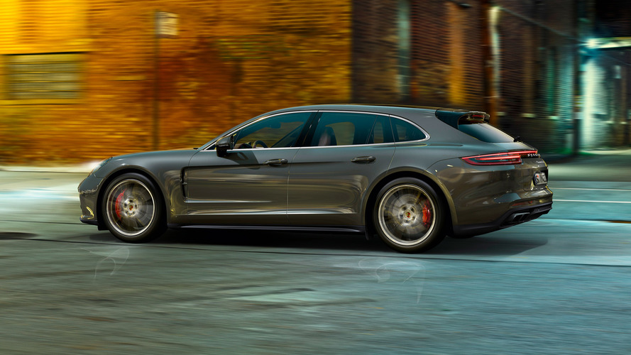Porsche Panamera Sport Turismo To Wow Americans in New York