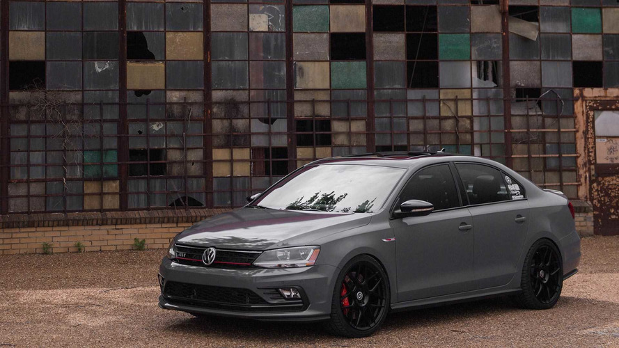 VW Jetta GLI Nardo Concept
