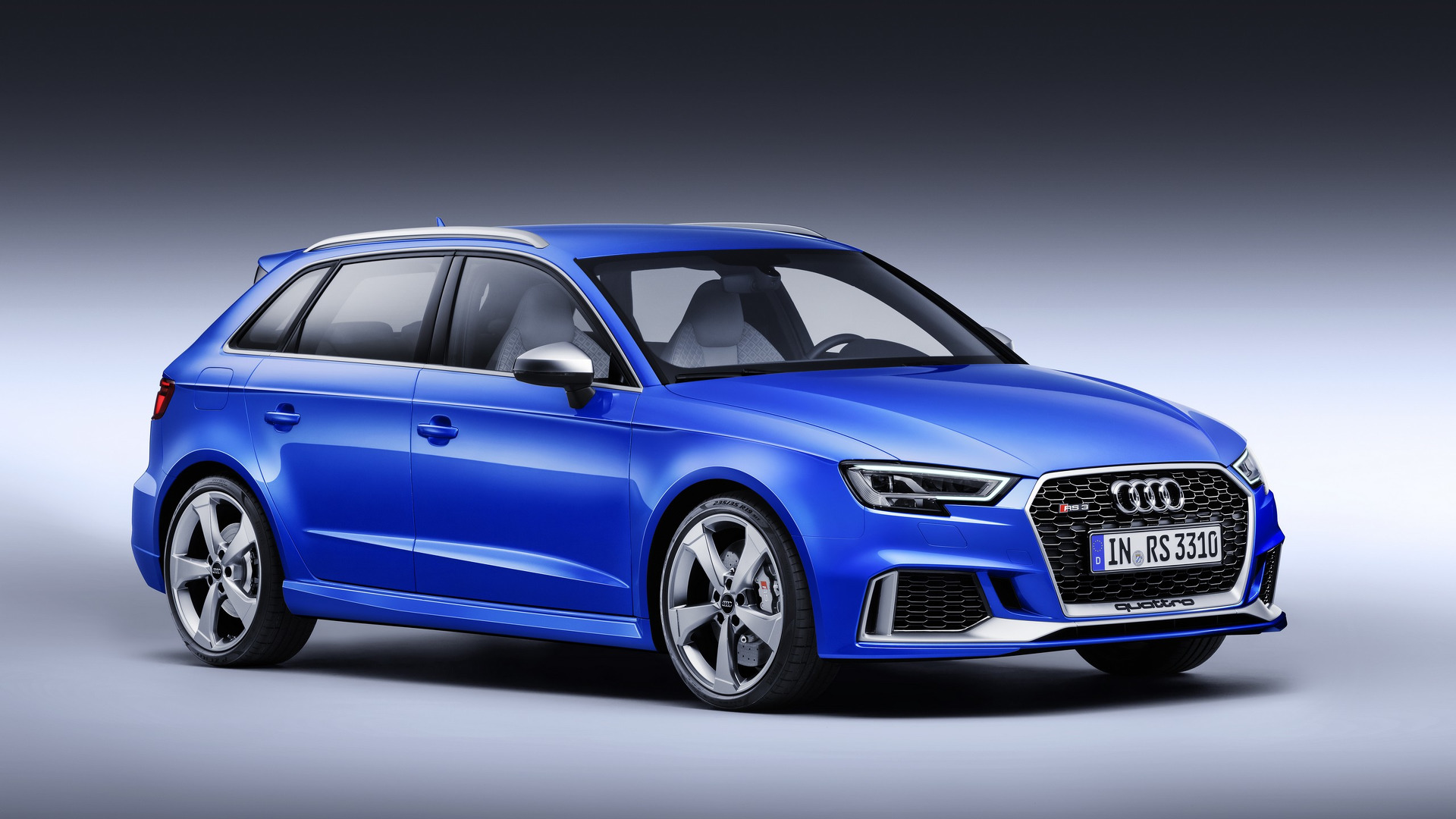 2017 audi rs3 sportback facelift heading to geneva with 400 hp. Black Bedroom Furniture Sets. Home Design Ideas