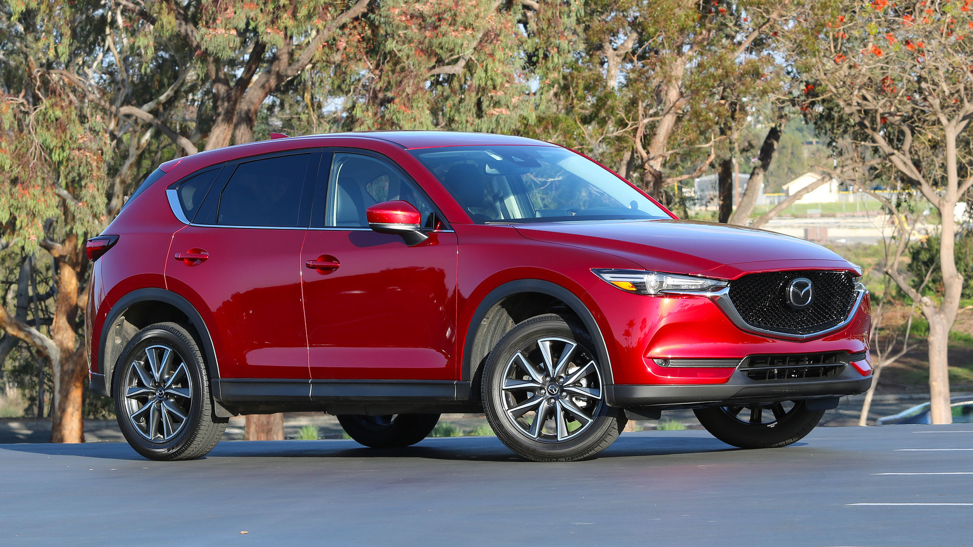 Mazda Crossover 2017 >> 2017 Mazda CX-5 First Drive: Now with fewer downsides