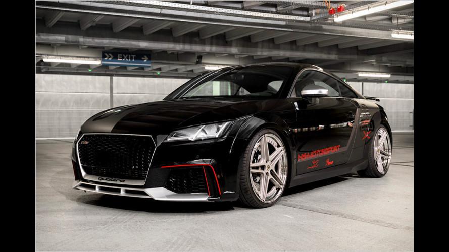 Tuningextras fürs Audi-Sportcoupé
