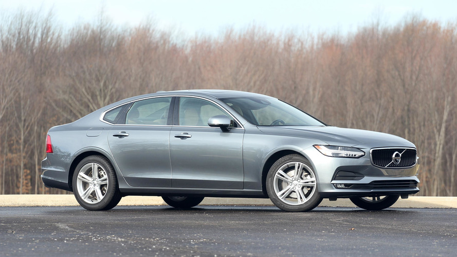 2017 Volvo S90 Review: A superior Swedish sedan