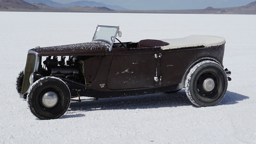 1934 Ford hot rod eBay find is a Bonneville beauty