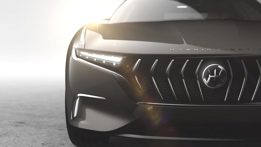 Pininfarina H600 returns in more revealing teaser images