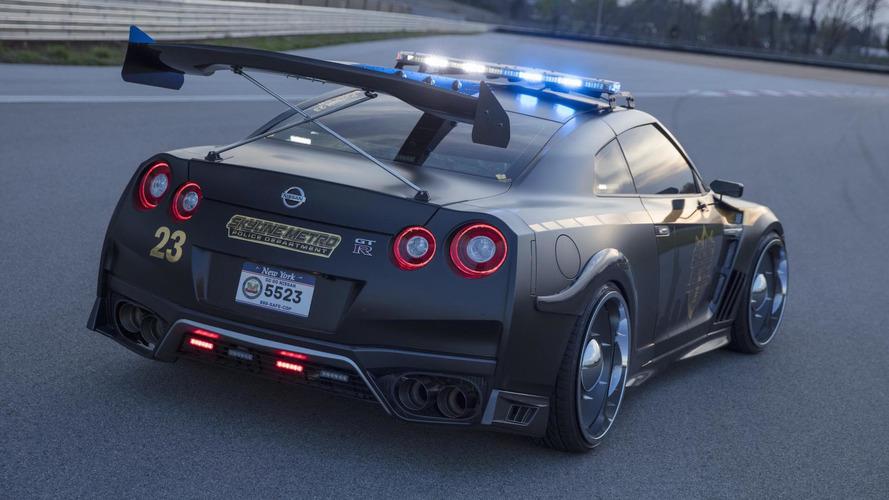Nissan GT-R Police Pursuit 23