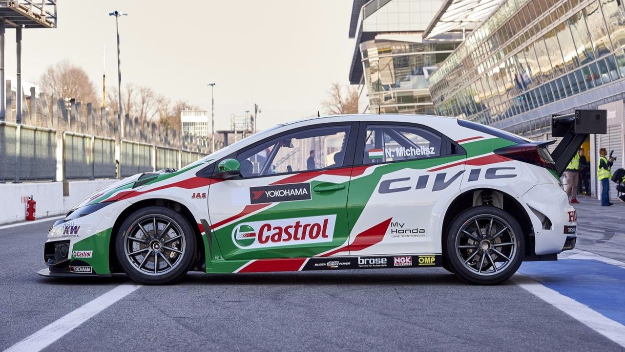 Honda Civic Type R WTCC