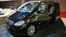 Mercedes- Viano X-Clusive at Tokyo