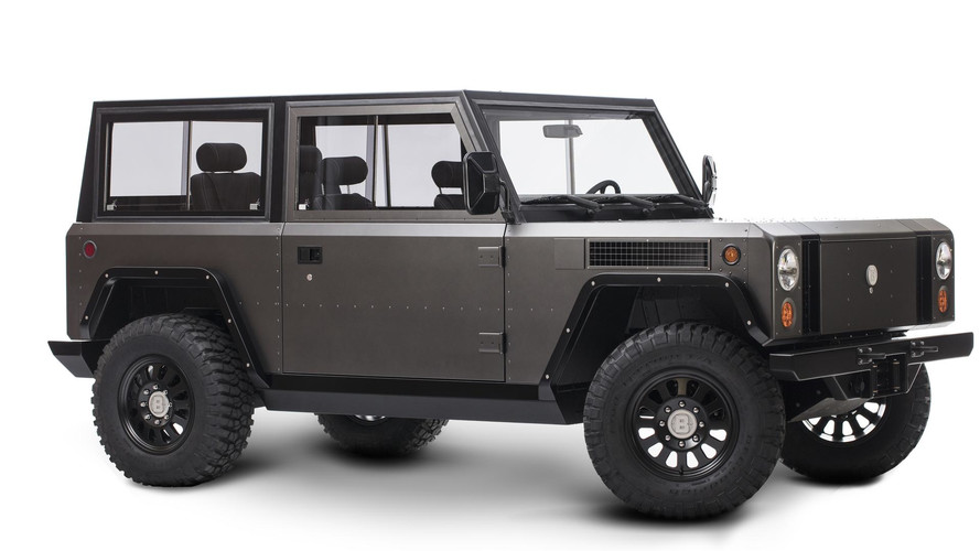 Bollinger B1 Electric Truck Gets 6,000 Reservations In Two Weeks